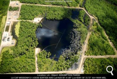 La Louisiane aspirée par la Terre depuis un an