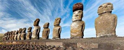 Le secret des statues de l'Île de Pâques enfin dévoilé?