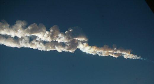 Des scientifiques pensent que la météorite russe pourrait être suivie de plein d'autres