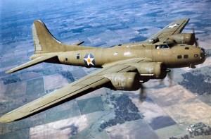 Une histoire incroyable d'un bombardier US sans équipages