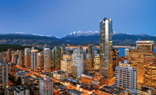 Un séisme secoue l'île de Vancouver