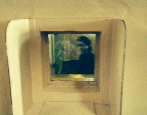 Un « fantôme d'Alcatraz » hante une photo