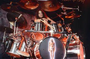 Nick Menza: l'ex batteur de Megadeth film un ovni