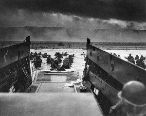 Le débarquement du 6 Juin 1944 était un rituel satanique