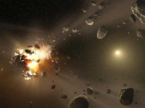 Nibiru passera près de la Terre en Décembre 2014