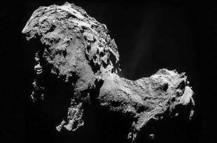 UFOSightingsDaily : « La Comète 67P n'est PAS une comète »