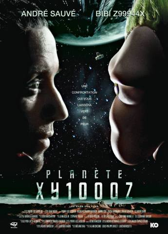 Planète XY1000Z ou Bibi: The Movie