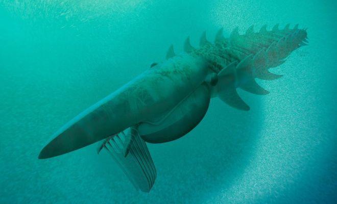 Voici le nouveau monstre marin préhistorique