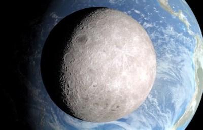 La NASA révèle la face cachée de la Lune, oui mais... que par ordinateur