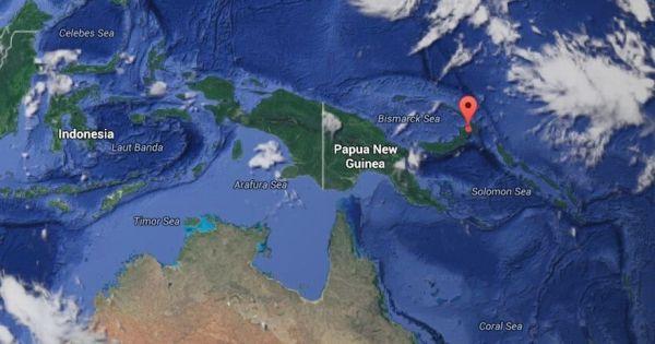 Puissant séisme de 7.5 en Papouasie-Nouvelle-Guinée