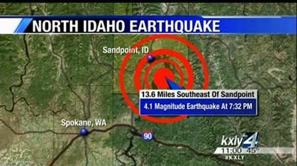 Des tremblements de terre ont frappé la planète de toute part durant ces dernières 24 heures