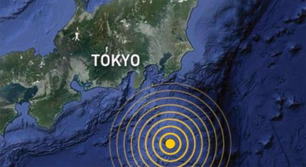 Un puissant séisme de 8,5 a secoué l'est du Japon