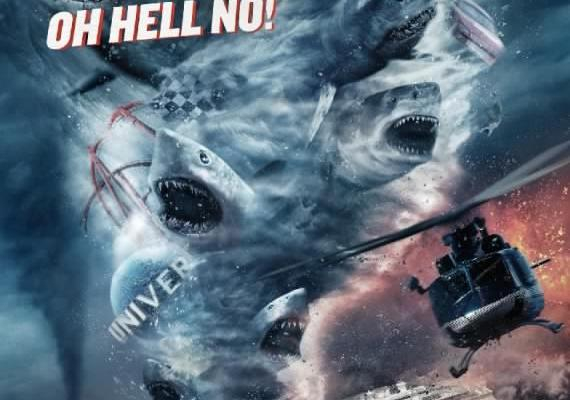 Sharknado 3: Oh Hell No!: la bande-annonce officielle