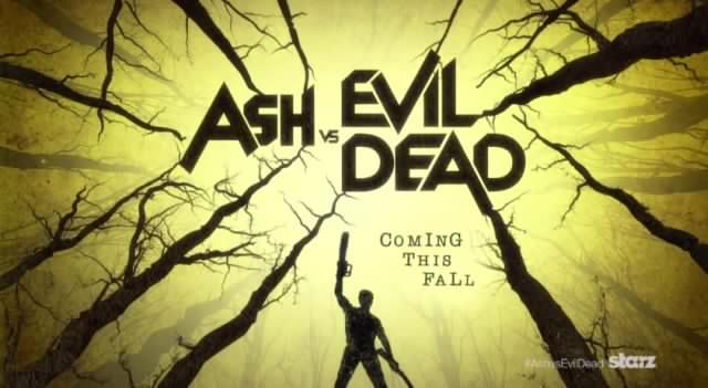 Ash vs Evil Dead: La première bande-annonce officiel