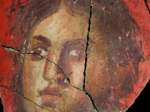 Des fresques dignes de Pompéi exhumées à Arles