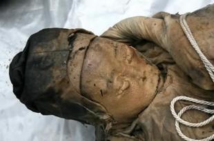 Les photos de l'incroyable découverte d'une femme de la dynastie Ming en parfait état de conservation !