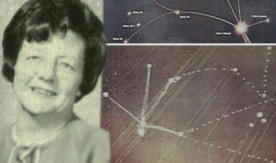 Une femme «enlevée» par les extraterrestres il y a 50 ans dessine le lieu exact où ils habitent