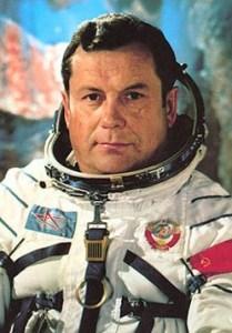 Le cosmonaute Pavel Popovich et les ovnis