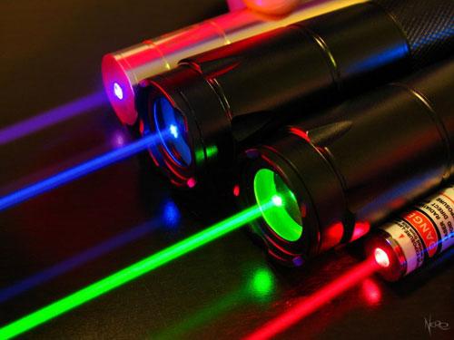 Des physiciens créent un laser capable de déplacer la matière