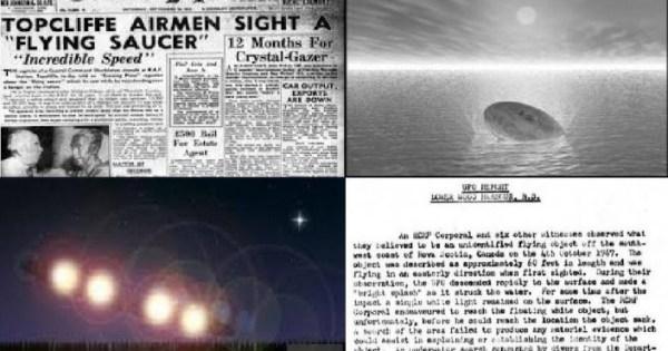 Documentaire: L'OVNI DU 4 OCTOBRE 1967 DE SHAG HARBOUR, EN NOUVELLE-ÉCOSSE