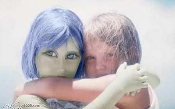 Documentaire: Des extraterrestres hybrides! Des sœurs suédoises, un secret, extraterrestre ?