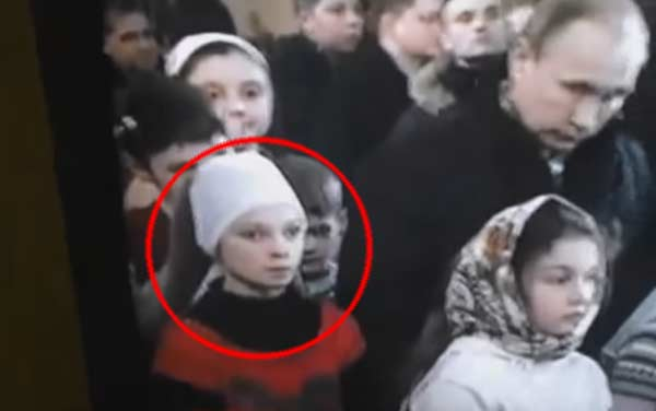 Un DJINN et une Petite Reptilienne Humanoïde en Russie