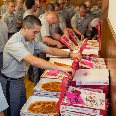 L'armée américaine met au point une pizza comestible pendant 3 ans
