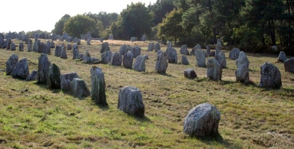 LE SECRET DES PIERRES DE CARNAC