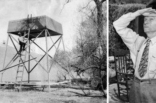 CHARLES HATFIELD, LE FAISEUR DE PLUIE - L'homme qui courtisait la nature