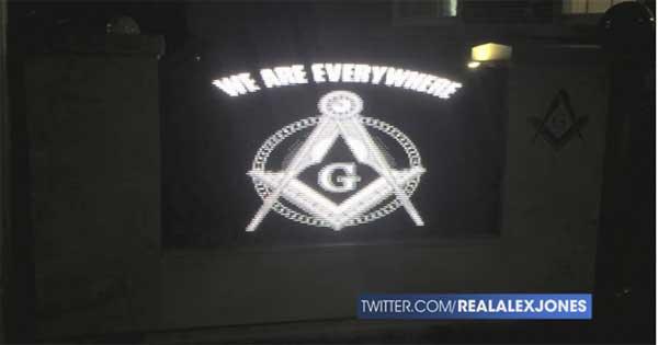 Un Temple Illuminati Terrifiant a été Découvert
