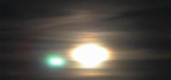 Ovni: Quelque chose entre dans l'atmosphère terrestre