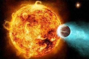 Le soleil a dévoré une super-Terre primordiale