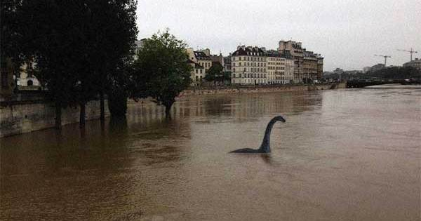Pendant ce temps à Paris…