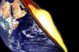 États-Unis: La croûte terrestre se sépare du manteau supérieur