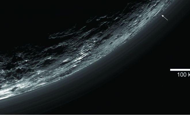 D'étranges changements de luminosité observés dans l'atmosphère de Pluton