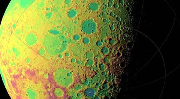 Des photos de la NASA confirment que la Lune est artificielle?