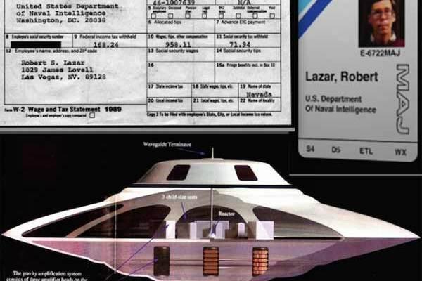 Documentaire: La preuve que Bob Lazar a travaillé à la base S4 sur un ovni