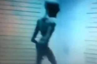 Vidéo: Un extraterrestre a été capturé dans les bois en Russie