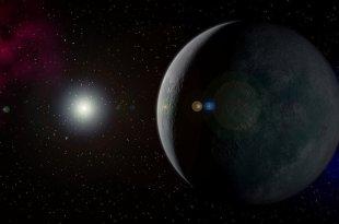 """La planète X a-t-elle été """"volée"""" par le Soleil?"""