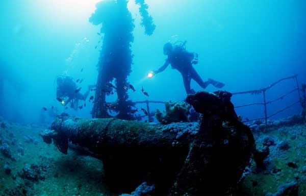 Un «fromage» vieux de 340 ans découvert dans l'épave d'un vaisseau