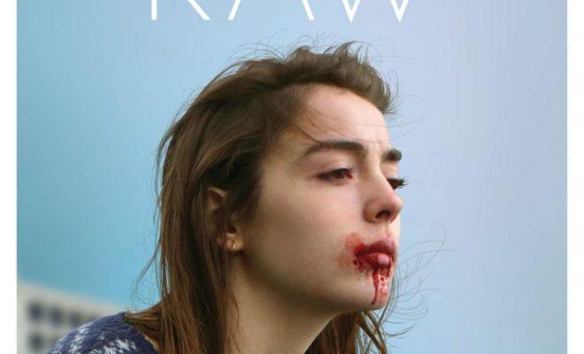 GRAVE (RAW): UN FILM GORE À LA FRANÇAISE RÉALISÉ PAR UNE FRANÇAISE!