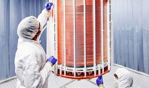 Le détecteur de matière noire le plus sensible au monde livre ses premiers résultats