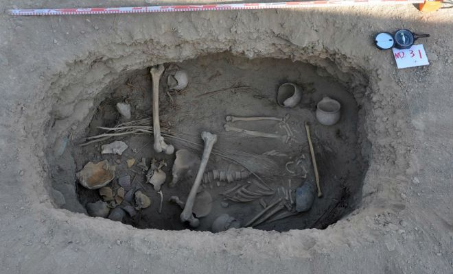 Du cannabis retrouvé dans une tombe vieille de 2 500 ans