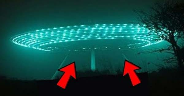 Ovnis: Top 5 des vaisseaux extraterrestres jamais pris en vidéo !