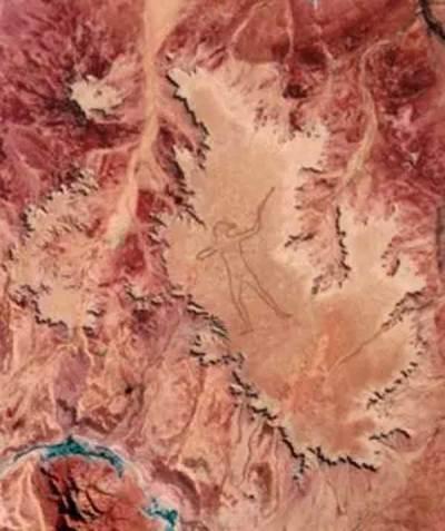 Australie : Un immense géoglyphe réalisé par les extraterrestres