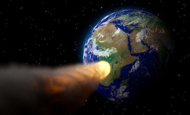 Un astéroïde de la taille d'un bus a croisé la Terre
