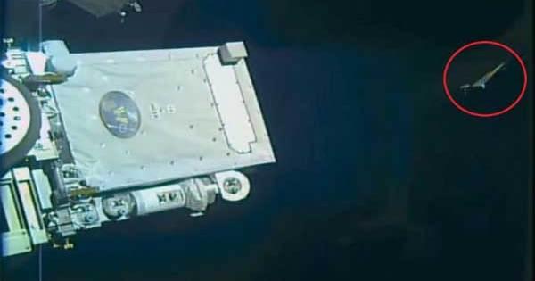 La vidéo que la NASA ne veut pas que vous regardiez