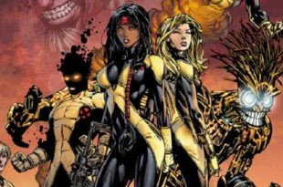 X-MEN: THE NEW MUTANTS: UNE VERSION HORREUR DE L'UNIVERS DE MARVEL