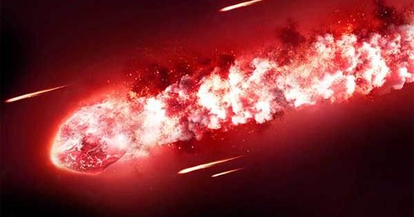 Planète X : Les météorites ont commencé à pleuvoir !