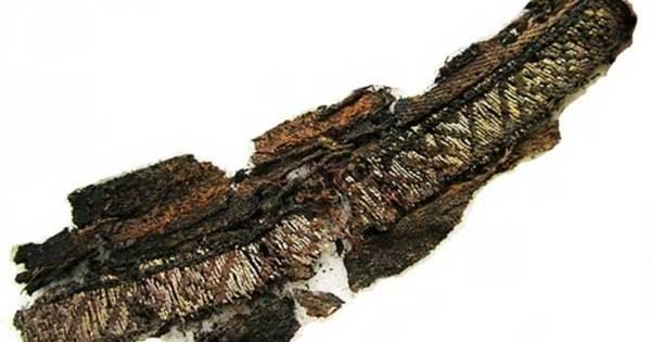 Le mot «Allah» retrouvé sur un vêtement viking du IXe siècle